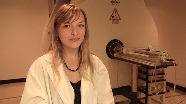Megan Rich and her ground-breaking brain research make her an Alabama Bright Light