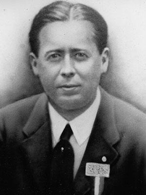 1923-1924 Ernest Greenwood