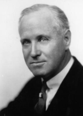 1933-1934 Maurice L. Townsend, M.D.