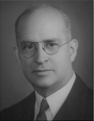 1942-1943 Harry L. F. Locke M.D.