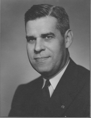 1952-1953 Arthur Crownover, Jr.