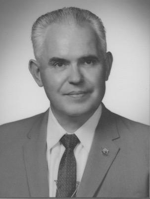 1958-1959 John B. Bond