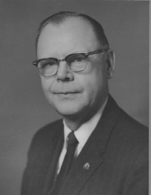 1965-1966 Dr. John R. Pate