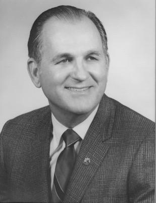 1970-1971 George T. Sheffield