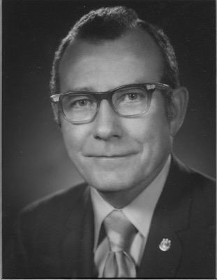 1971-1972 Orville P. Brink
