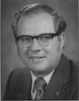 1972-1973 William Haehnel, Jr.