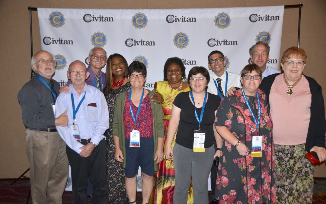 Celebrating  Inclusiveness: Civitan's first two inclusive clubs approach 40