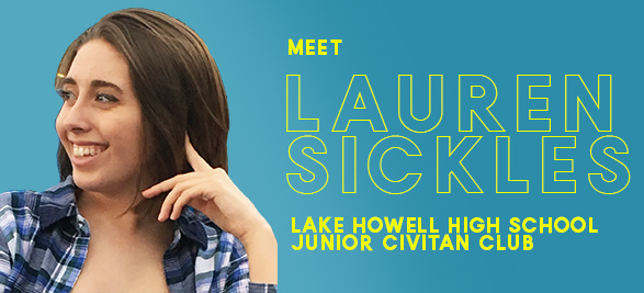 Member Spotlight: Lauren Sickles