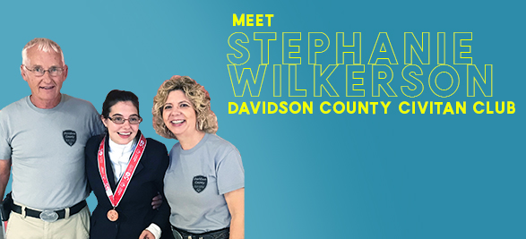 Member Spotlight: Stephanie Wilkerson