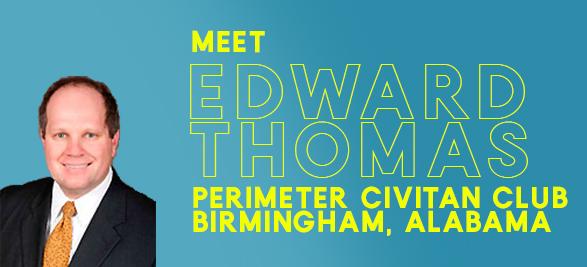 Member Spotlight: Edward Thomas
